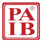 PAIB Logo Vector (Red)